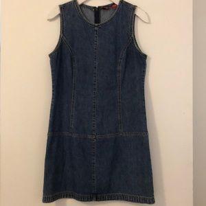 Gap Denim Mini Dress
